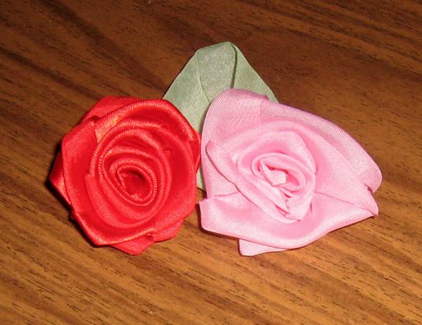 Своими руками цветок из вуали 14